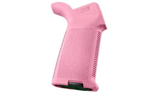 Magpul MOE Pistol Grip Aggressive Textured Polymer Pink