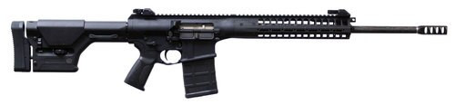 "LWRC R.E.P.R Side Charge .308 Win, 16"" Barrel, Magpul PRS Black Stock, Black, 20rd"