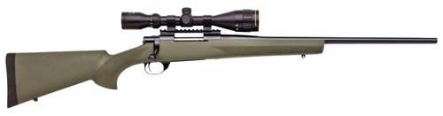 Howa Hogue Gameking 6.5 Creedmoor, 3.5-10x44mm Nikko Stirling Scope, Hogue Pillar-Bedded Overmolded Stock, OD Green, 5rd