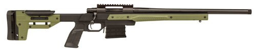 """Howa, Mini Action Oryx Chassis, Bolt Action Rifle, 223 Remington, 20"""" Threaded Barrel, Black/Green, Right Hand, 1 Mag, 10Rd"""