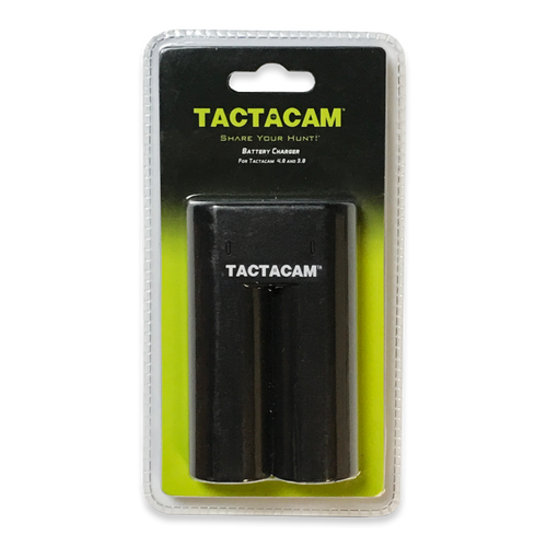 Tactacam External Dual Battery Charger