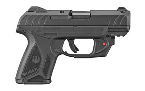 "Ruger Security-9 9mm, 3.42"" Barrel, Viridian Laser, 10rd"