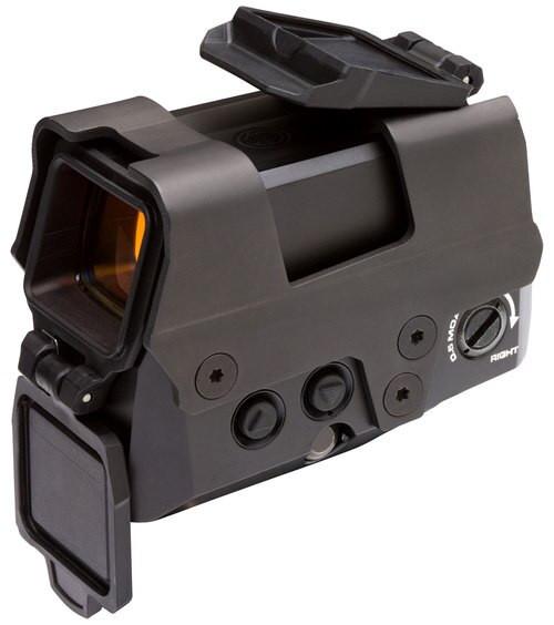 "Sig Electro-Optics ROMEO8T, 1x38mm Full-Sized Red Dot Sight, 1.25""x.91"", IPX8 Waterproof Rating, Black"