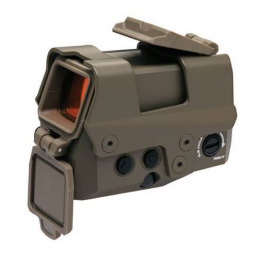 "Sig Electro-Optics ROMEO8T, 1x38mm Full-Sized Red Dot Sight, 1.25""x.91"", IPX8 Waterproof Rating, Flat Dark Earth"