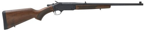 "Henry Singleshot .44 Rem Mag, 22"" Barrel, American Walnut, Blued, 1rd"