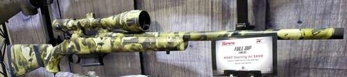 "Howa Kryptek Favlos Full DIP Rifle 6mm Creedmoor  MAG Kit, 20 MOA Base, Bipod 24"" Barrel #6, Threaded 5/8""X24 1-8"""