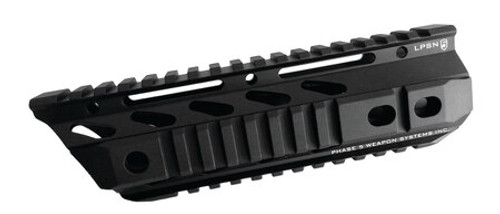 Phase 5 Tactical Lo-Pro Slope Nose Free Float Quad Rail 7.5 Inch