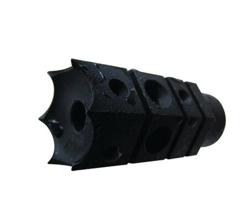 Phase 5 Tactical Five Side Port Muzzle Brake For 5.56mm/.223 With 1/2-28 TPI