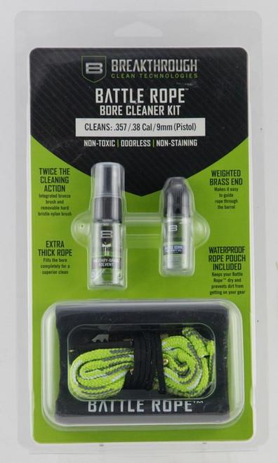Breakthrough Battle Rope Kit 357/38/9mm