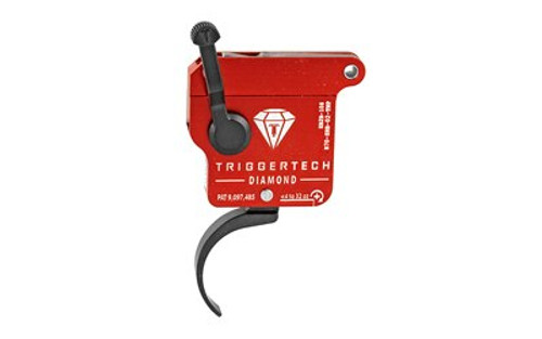 TriggerTech Diamond without Bolt Release Remington 700 Single-Stage Pro Curved 0.30-2.00 lbs