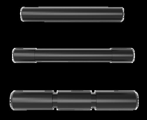 Cross Armory 3 Pin Set Compatible with Glock Gen1-3 Steel Black