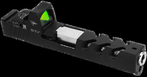 TacFire Glock 23 40SW Kit, Slide RMR Cut, Barrel