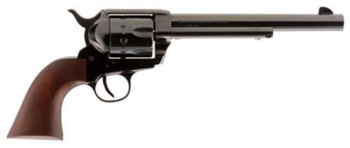 "Century 1873 Single Action Revolver 22 Long Rifle, 7.5"", 10 Shot, Wood, Black"