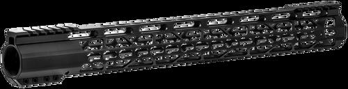 "TacFire AR-15 Slim Keymod, 17"" Barrel, Nitride"