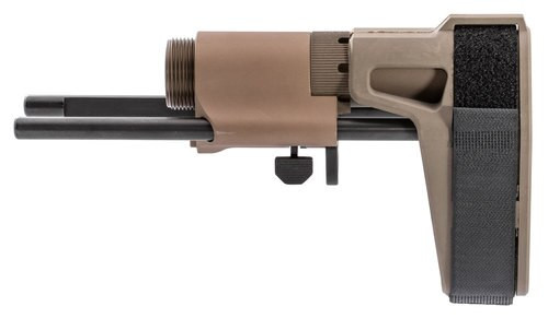 Maxim Defense PDW Brace Standard Flat Dark Earth
