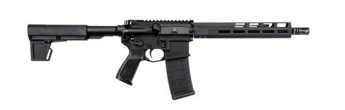"Sig M400 TREAD AR-15 Pistol 5.56/.223, 11.5"" Barrel, M-LOK, Black, 30rd"