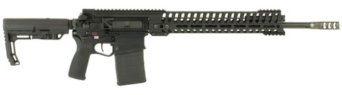"POF Revolution 308 Win, 18.5"" Barrel, Black, 14.5"" M-LOK Rail, 20rd PMAG"