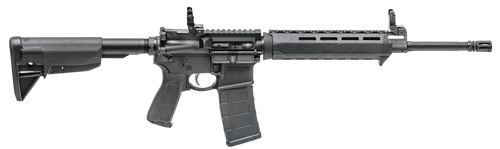 "Springfield Saint 5.56mm, 16"" Barrel, M-LOK, Bravo 6-Position Stock, 30rd"