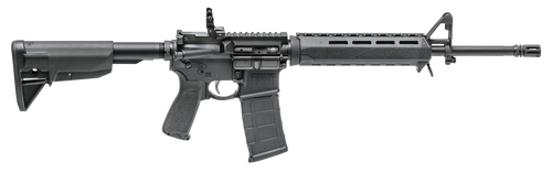"Springfield Saint 5.56mm, 16"" Barrel, BCM Grip and Stock, Flip Rear, M-LOK,  30rd"