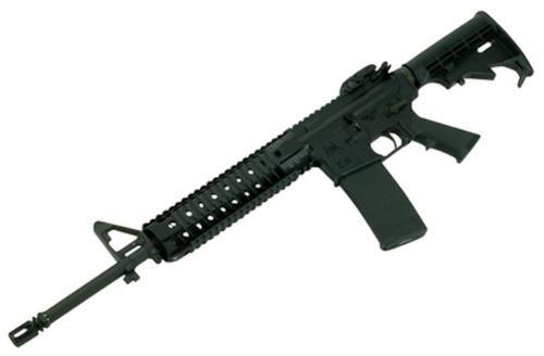 "Spikes Tactical ST-15 LE Mid Length, .223/5.56, 16"",, , Black,  30 rd"