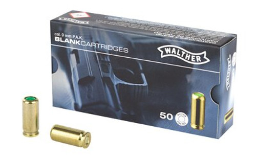Umarex 9mm Blanks 50rd Box - Not Ammo, These Are Blanks