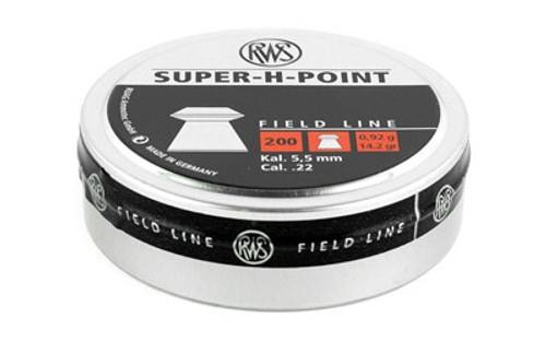 Umarex RWS Super-H-Point Field Line 22 Pellet