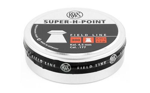 Umarex RWS Super-H-Point Field Line 177 Pellet