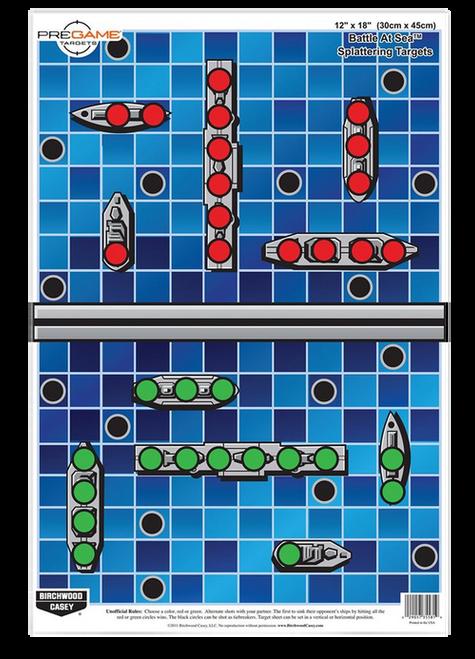 Birchwood Pregame Battle At Sea Target 100