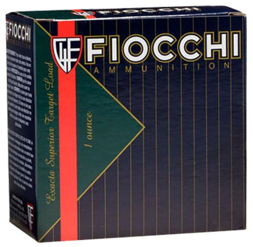 "Fiocchi Premium High Antimony Lead 12 Ga, 2.75"", 1oz, 7.5 Shot, 1150 FPS, 25rd/Box"