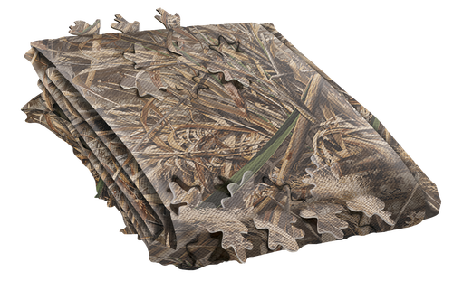 Allen Camo Omnitex 3D Blind Fabric, Realtree Max 5 Fabric, 12' X 56""