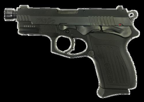 "Bersa TPR9C Compact 9mm, 4.1"" Barrel, Black, Steel Slide, 13rd"
