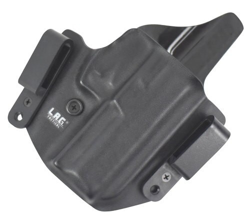 LAG Defender S&W Shield 45 Kydex Black