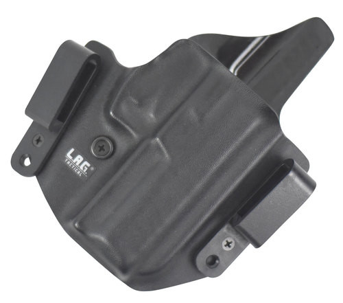 LAG Defender Glock 19/23/32 Kydex Black