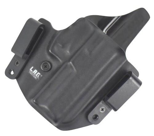 LAG Defender Glock 17/22/31 Kydex Black