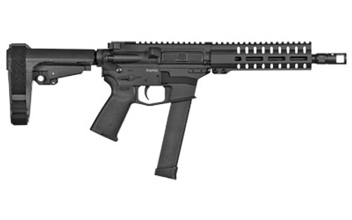 "CMMG Banshee 300 Mk10 10mm, 8"", Black, Glock Mag, M-Lok, Magpul Grip, 30rd"