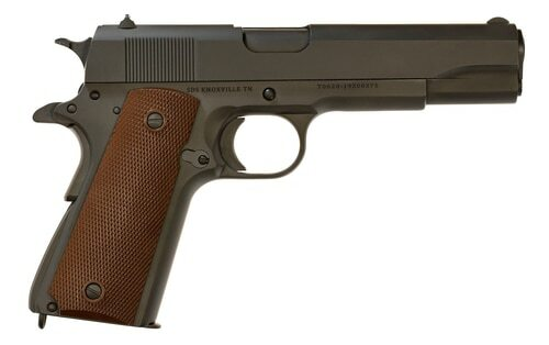 "Tisas US Army 1911 A1 45 ACP 5"" Barrel, 7rd Mag"