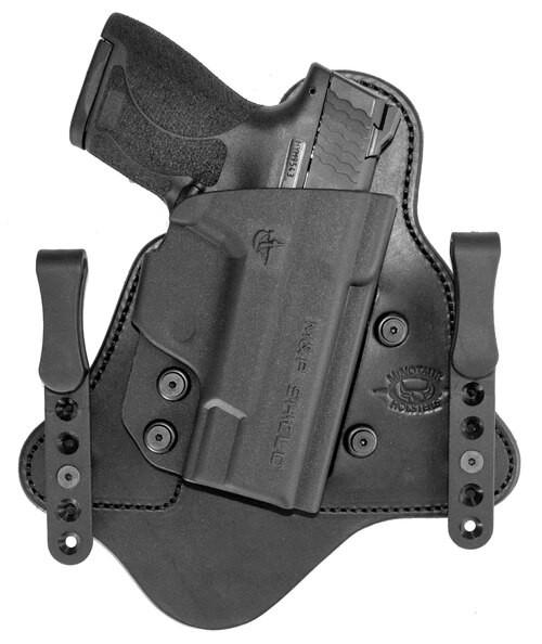 Comptac MTAC Hybrid S&W M&P 380 Shield Ez