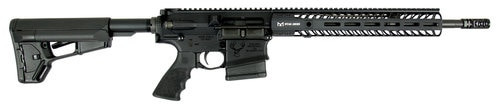 "Stag Arms Stag 10S M-LOK 6.5 Creedmoor 22"" Barrel, Magpul PRS Black Stock Black Hardcoat Anodized/Stainless Steel, 10rd"