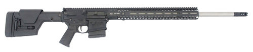 "Stag Arms Stag 10 M-LOK 6.5 Creedmoor 24"" Barrel, Magpul PRS Black Stock Black Hardcoat Anodized/Stainless Steel, 10rd"