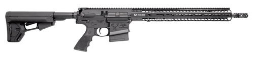 "Stag Arms Stag 10 M-LOK 308 Winchester 18"" Barrel, Magpul ACS Black Stock Black Hardcoat Anodized/Black Phosphate, 10rd"