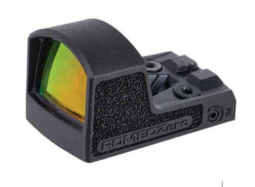 Sig Romeo Zero Micro Open Reflex Sight, 3 MOA, Black
