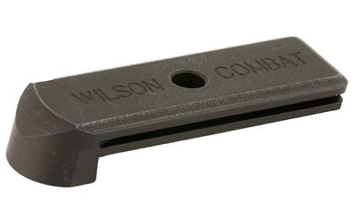 Wilson Base Pad, Lo-Profile Aluminum, Black