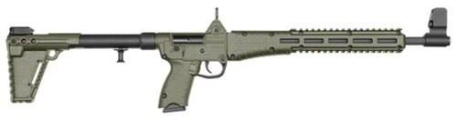 Kel-Tec Sub-2000 40SW Glck 23, Green, 15rd