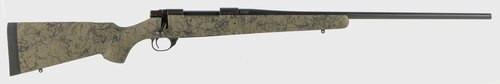 "Howa HS Precision Rifle Bolt 300 Win Mag 24"" Barrel, Synthetic HS Precision Green, Black Web Stock Black, 3rd"