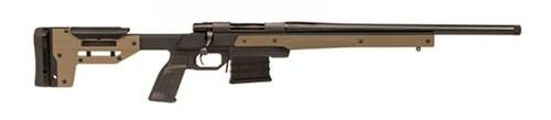 """Howa Oryx Chassis Rifle 6.5 Creedmoor 10Rd Aics MAG 24"""" Threaded Barrel Flat Dark Earth"""