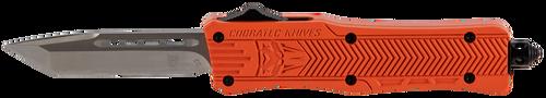 "Cobratec CTK-1 Small OTF 2.75""Drop Blade Orange"