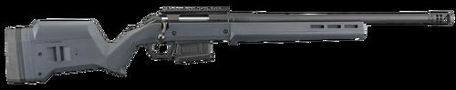 "Ruger American Magpul Hunter 308 Winchester 20"" Barrel, Magpul Short Action Fully Adjustable Stock Matte Black, 5rd"