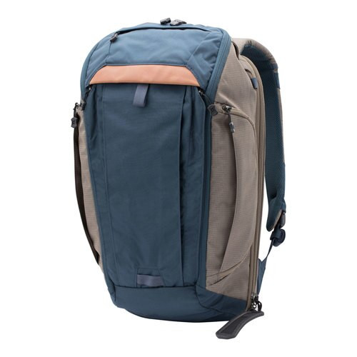 "Vertx Gamut Checkpoint Backpack Nylon 23"" H x 11"" W x 8"" D Navy/Black"