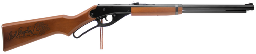 """Daisy Adult Red Ryder, Air Rifle, BB, 350 Feet Per Second, 10.75"""" Barrel, Black Color, Wood Stock, 650Rd Capacity"""