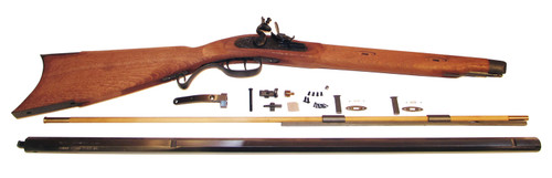 Lyman Muzzleloader Rifle Kit 50 Black Powder, Cap Lock, Adj. #11 Percussion Stock